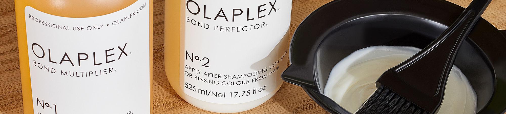 Olaplex No.1 och No.2, Stand Alone Treatment