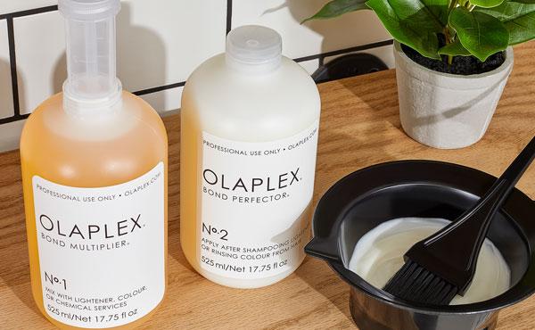 Olaplex No.1 och No.2, Salon Treatment